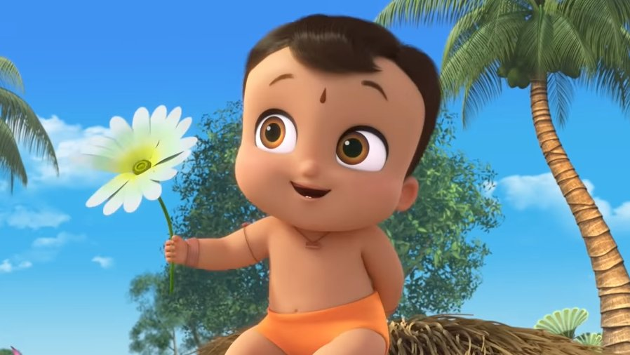 Mighty Little Bheem Netflix